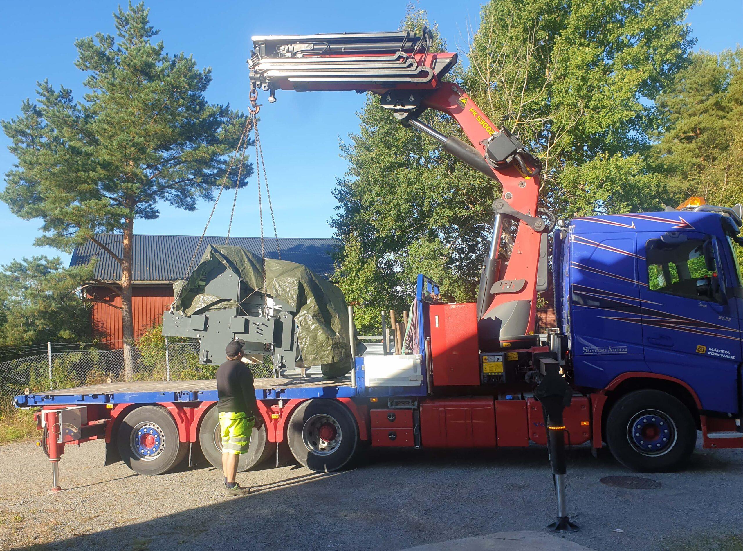 loading Arataper feeder